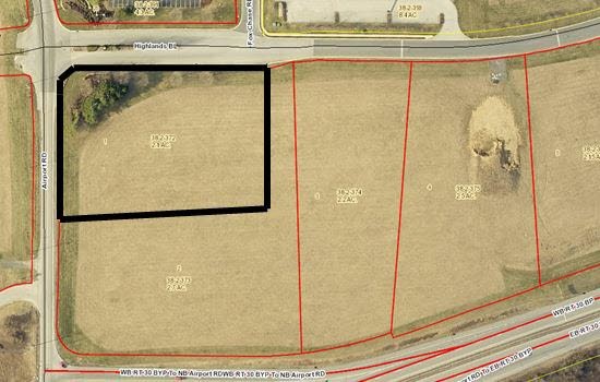 Highlands Blvd Lot 1.JPG